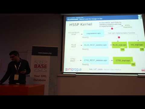 Marco Lettere: HealthSOAF: BaseX and Its Usage in the Healthcare Domain