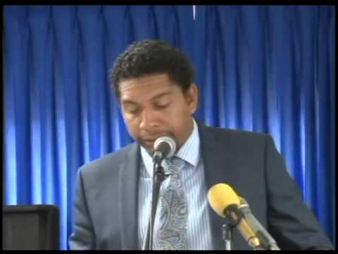 CARCIP to Improve Communications Infrastructure: Senator Camillo Gonsalves