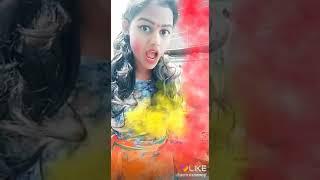 Holi ke remix music gajab dance