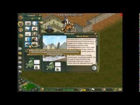 zoo tycoon freeform unlock