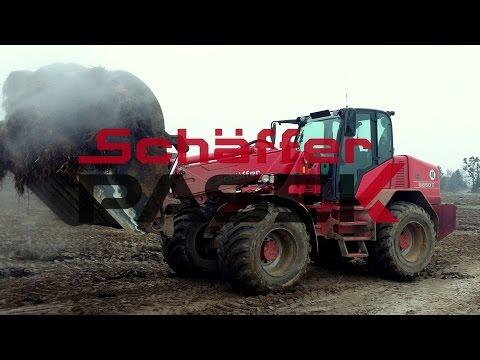 Video Teleskopický nakladač Schäffer 9660T