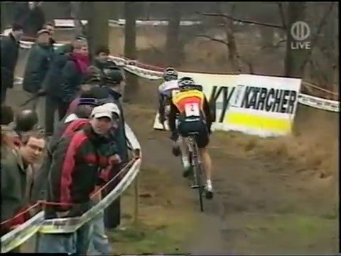 Cyclocross Superprestige Hoogstraten 2003