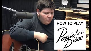 High Hopes   Panic! At the Disco (Tutorial)