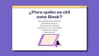 Experto en Pruebas Ágiles, Curso  Capacitación y Contenido en Book Digital