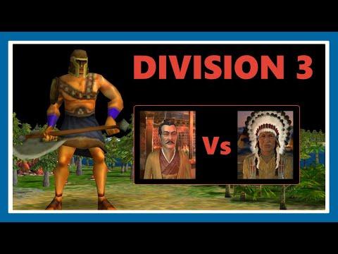 NLL D3: Tokugawa vs Sitting Bull [Round 5 - Season 1]  