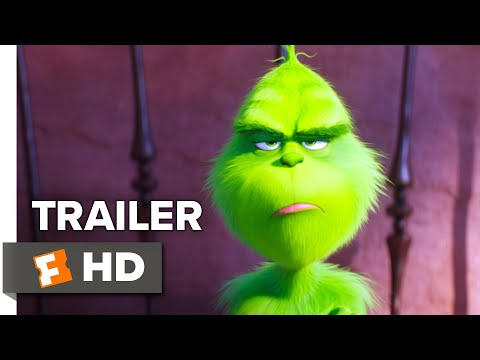 The Grinch Trailer #1 (2018) | Movieclips Trailers thumbnail