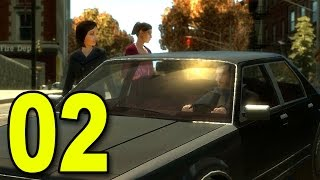 Grand Theft Auto 4 - Part 2 - Picking Up Chicks (Let