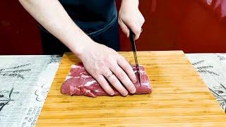 Супер вкусное м ясо в духовке Вкуснейший Ужин из Картошки и Мяса Говядина в духовке