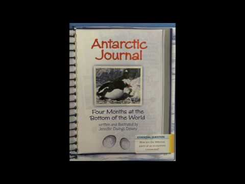 Antarctic Journal Read Aloud