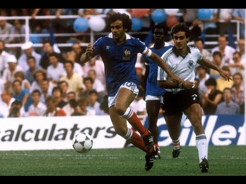 Michel Platini: le maître à jouer