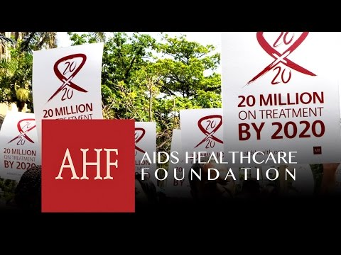 Modropy + AIDS Healthcare Foundation (AHF)
