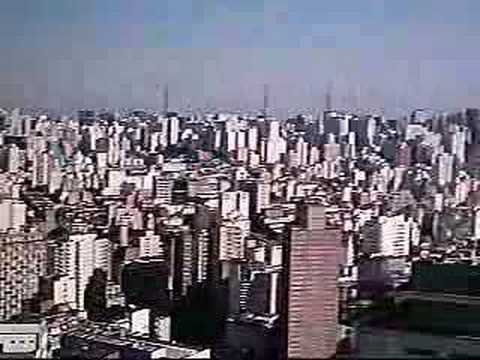 Sampa - Vista do Edifício Itália