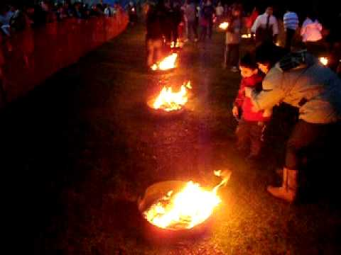 PERSIAN NEW YEAR Fire Jumping Celebrations in North ...