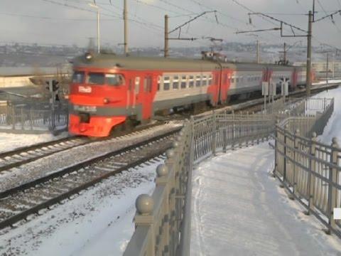 Красноярской городской электричке построят четыре новых остановки