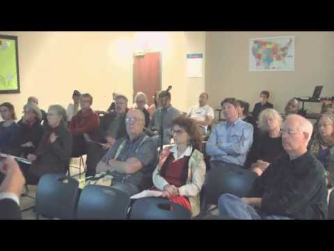 Library Redesign Public Meeting 12.10.14