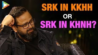TRICKIEST Rapid Fire with Nikkhil Advani   SRK in KKHH or KHNH?   John as a Producer or Actor?