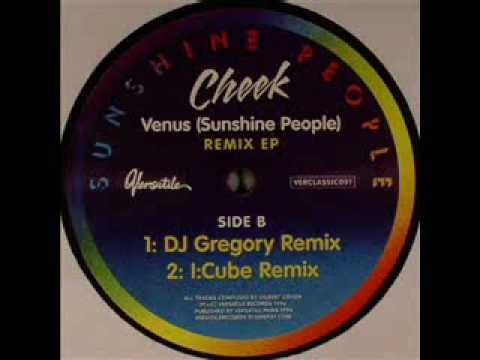 Cheek - Venus (I:Cube remix)
