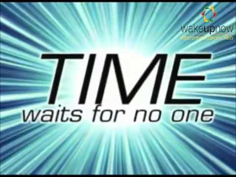 TIme waits for no one | Wake Up Now | Motivational Video