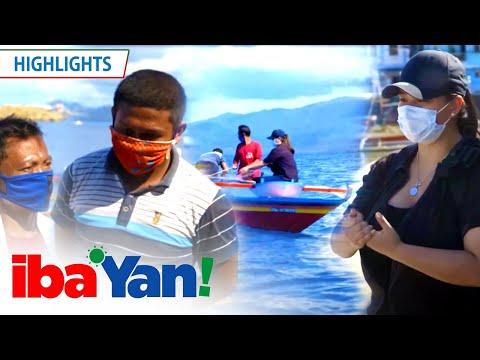 Iba 'Yan gives Taytay Pablito and Cris a new fishing boat | Iba 'Yan