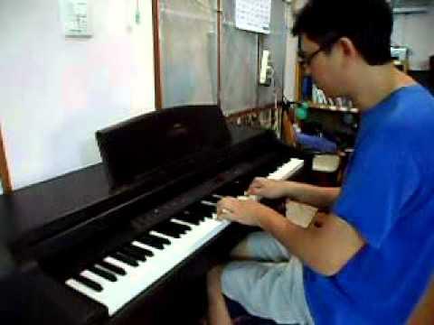 Sound of Silent on Yamaha CLP840