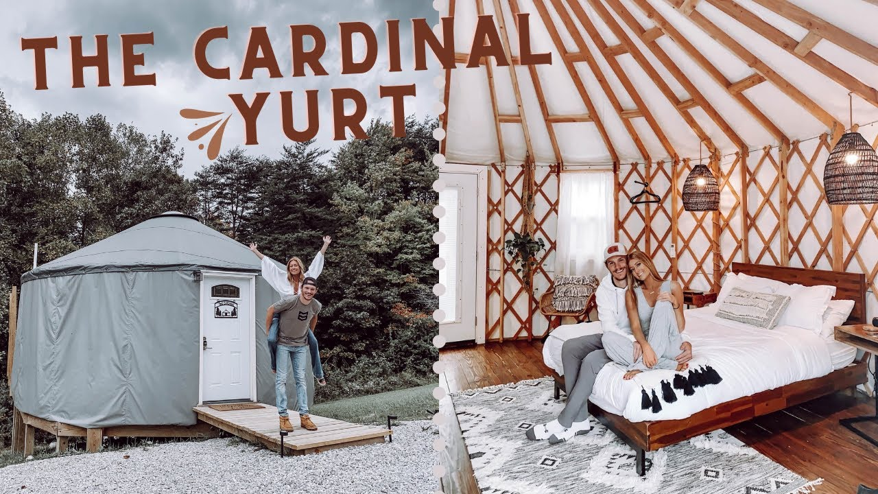 Our Stay In A Tiny Yurt In Logan Ohio Hiking In Hocking Hills Youtube Pacific yurts sets the highest standard for quality, service and proven performance. our stay in a tiny yurt in logan ohio hiking in hocking hills