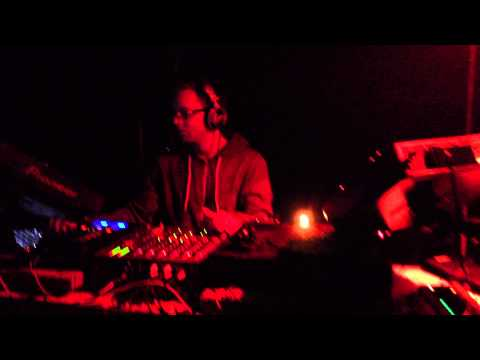 Deivis @ RHYTHM FACTORY 31.12.2012, Rhythm Factory, London, UK