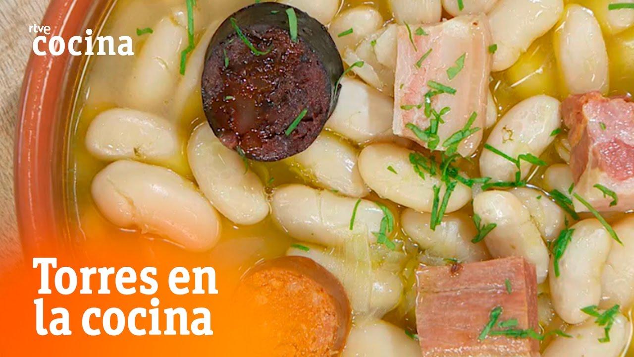 fabada asturiana tradicional torres en la cocina rtve