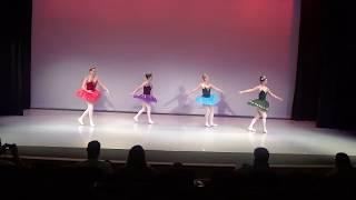 Ballet Arts of Austin Spring Recital 2017 - Jewels (Advanced)