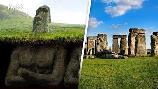 7 lugares en el mundo que no tienen explicación
