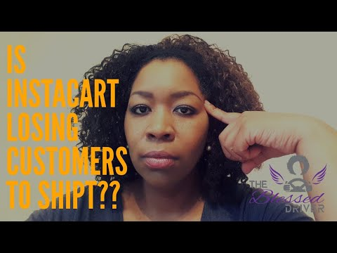 Live Video: Are customers leaving Instacart for Shipt?