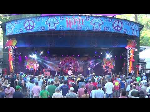 Ben Sparaco and The New Effect Wanee 2018 Mushroom Stage