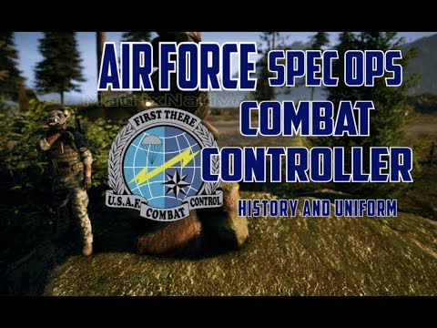 Air Force Special Operations - Combat Controller (CCT) - History and Uniform