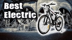 Best Electric Bikes Under 1000 - Top 6 Best Electric Bikes For The Money