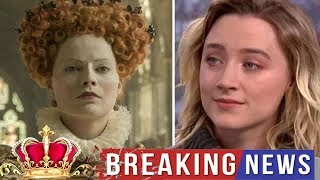 Queen Royal -  Mary Queen Of Scots: Why Margot Robbie and Saoirse Ronan were SEPARATED on set