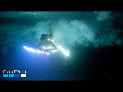 GoPro: Indo Night Surf in 4K