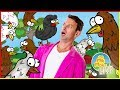 I'm Scared of Chickens | Funny Kids Songs | Live Children's Music | The Mik Maks