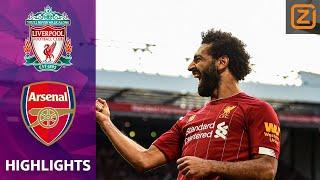'REDS' in BLOEDVORM 🔥   Liverpool vs Arsenal   Premier League 2019/20   Samenvatting