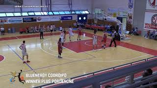 Basket Serie C Silver Fvg play-off FINALE GARA 1