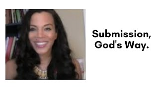 Submission, God