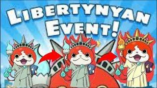 Libertynyan S in H.S 2 In Ultra Liberty M.W[Yokai Watch Wibble Wobble]Hidden Stage Yokai Hunt#3