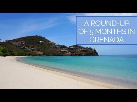 Travelling in Grenada