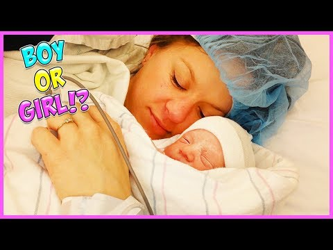 BABY RORY'S INCREIDBLE BIRTH!! NEVER BEFORE SEEN FOOTAGE!