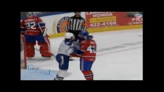 Shane Bakker vs Jake Dotchin Feb 27, 2016