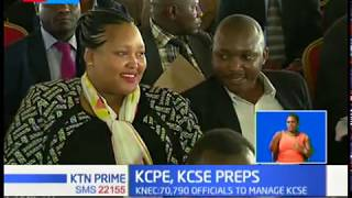 Education CS Prof. Mahoga warns against K.C.P.E and K.C.S.E exam cheating
