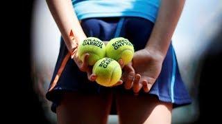 Теннис под острым углом