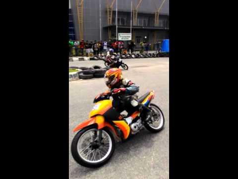 Kejurda roadrace pekanbaru seri 1 2016
