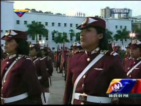04 AGO 2013 Aniversario 60 de la Guardia Nacional Bolivariana