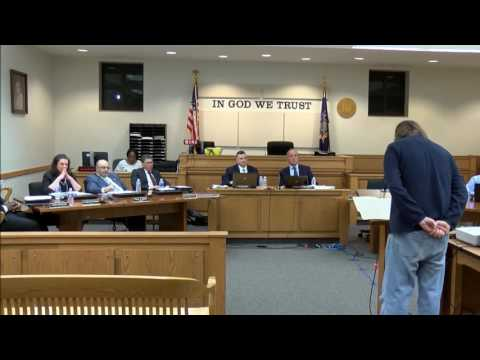 Geneva, NY City Council Meeting 5-3-17 Jim Meaney Public Comment re: Marino and GPD