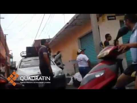 Video de la muerte de Enrique Hernández
