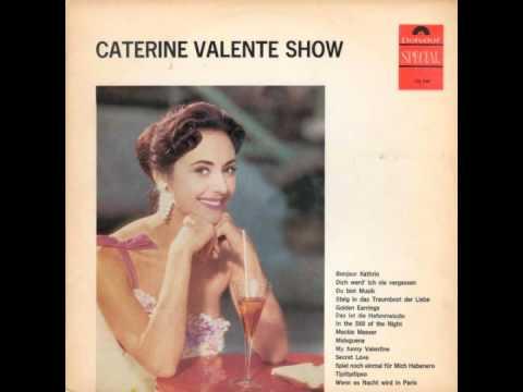 Dich werd' ich nie vergessen_Caterina Valente